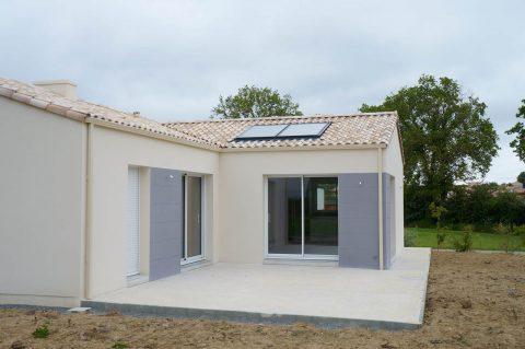 Eau chaude solaire - capteurs solaires Ste Pazanne : Guillaud Patrice vous conseille : panneaux solaires et pompes à chaleur