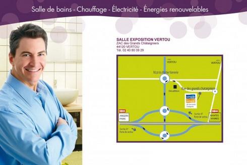 Patrice Guillaud Expobain chauffage salles de bainElectricité - Énergies renouvelables