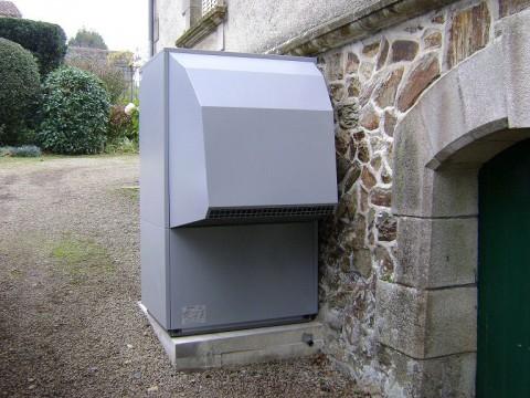 Pompe à chaleur Sainte Pazanne : Patrice Guillaud chauffagiste : conseils panneaux solaires - pompes à chaleur Nantes Pornic Ste Pazanne